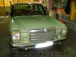 Mercedes 115 kasa 230.4 Süper Klasik