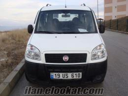 Fiat Doblo, 2010 Model, 1.3 Mültijet