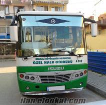 Kocaeli Şehiriçi satılık hatlı otobüs