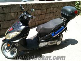 Kayseride Satılık Scooter Kanuni Motorsiklet