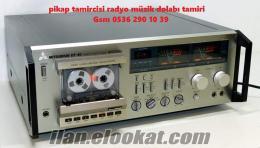 radyo müzik dolabı tamiri gsm