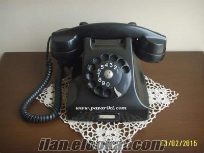 Çevirmeli ve Tuş Takımlı Nostalji Telefonlar