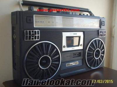 Trident CX-449F Boombox Kasetçalar Radyo