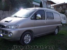 Hyundai Starex-UZUN Kasa-KLİMA, ABS, ASR, 2 AİRBAG