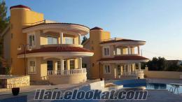 Didim Fatih Emlak Akbük te 4+1 lüks villa