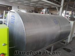süt soğutma tankı 2-3-5 tonluk