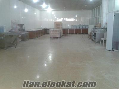 Yurt dışında devren lokum imalathanesi (K.Irak , Duhok)