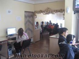 adanada devren kiralık internet cafe