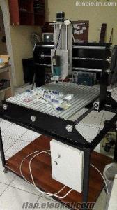 sıfır cnc + bilgisayar + wireless kontrol + çeşitli ucları