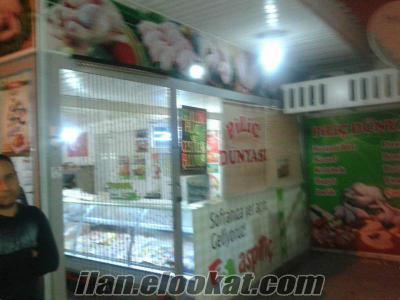 Yüksek cirolu Piliç Market