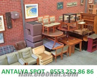 Antalya 2.El Lcd Led Tv Televizyon alanlar, Spotçular, 2.elciler