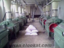 Gaziantep Sahibinden Satılık UN Fabrikası Makinaları