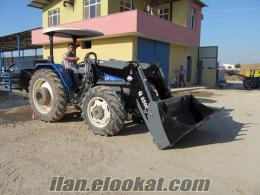 Diyarbakırda kepçe traktör