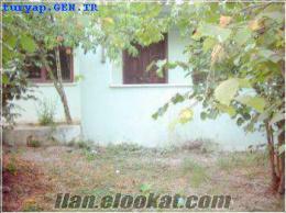 kandırada satılık KÖY EVİ bahçeli HAZER EMLAK kandırada satılık köy evi