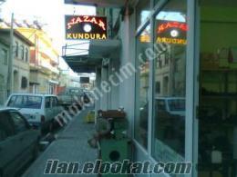 devren satılık ayakkabı tamir imalat ve satış dükkanı