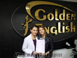 Ümraniyedeki Fransızca Kursu Golden English