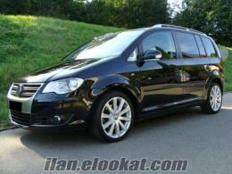 Volkswagen Touran 2.0 TDI High R-Line 2007