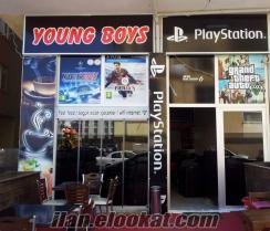 Devren satılık Playstation Salonu