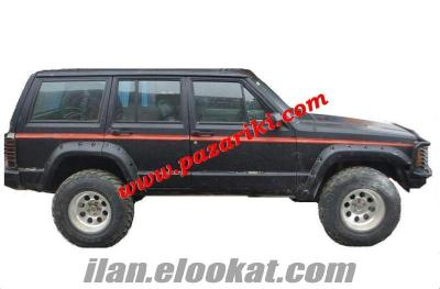 Jeep Cherokee XJ 4.0 Extreme Çamurluk Ağzı Dodik