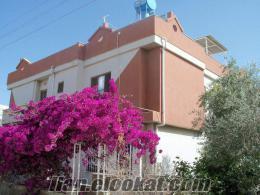 Mersin Taşucuda kiralık yazlık villa