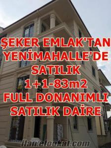 42-ŞEKER EMLAK BÜYÜK FIRSAT SATILIK 2+1 92m2 DAİRE