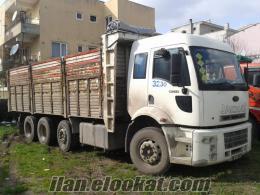 KİRALIK DAMPERLİ KAMYONLAR | FORD 3230 S - BMC 620 PRO - AS 950 DODGE