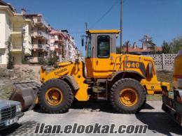 2007 MODEL 940 ÇUKUROVA YÜKLEYİCİ LODER