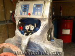spreymanden satılık graco h-25 sprey poliüretan köpük makineli uygulama aracı