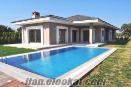 didim akbükte satilik müstakil havuzlu villa bungalow (projeden)