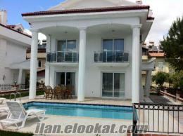 Fethiye haftalık kiralık villa