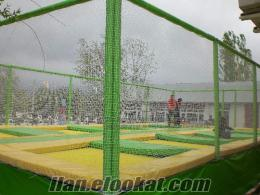 10 lu junior trambolin