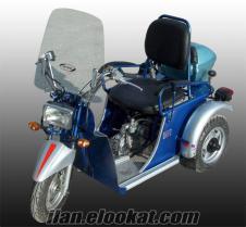 100 cc engelli aracı