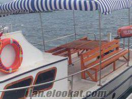 ahşap balıkçı teknesi satılık