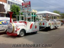 Tren Gezi treni Gezi vagonu Gezi römorku İmalatı Bursa