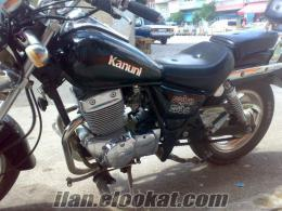 Adana satlık motorsiklet
