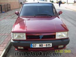 Alanyada sahibinden satılık araba