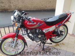 2011 model kanuni 125lik motor