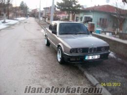 87 MODEL TEMİZ BAKIMLI BMW 316