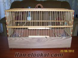 kanarya kafesleri 2. el TEMİZ