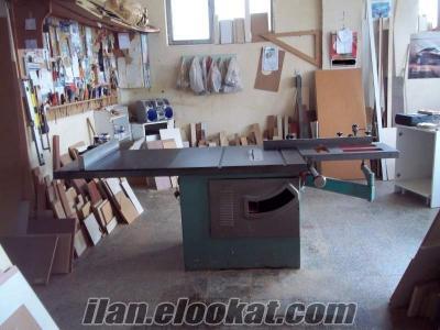 marangoz atölyesi devren kiralık