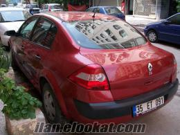 2005 model megan 2 sedan izmir satılık