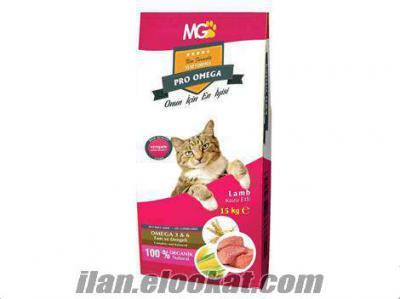 Pro Omega Kuzu Etli Kedi Maması 15 kg