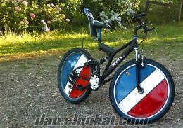 acil satılık bisiklet