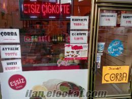 acilll devren satılık çigköfte dükkanı 18.500