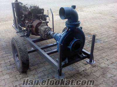 dik milli kuyu pompası su motoru