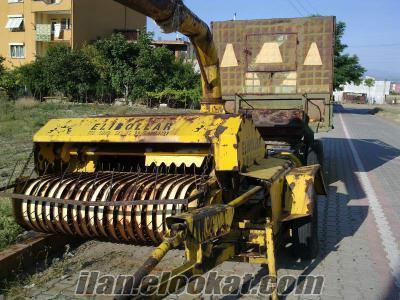 sahibinden satılık elibollar toz saman yapma makinesi 4 teker 1 adet romo