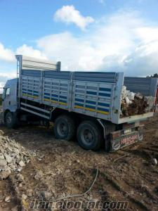 bodrumda kiralık hafriyat kamyonu