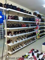 satılık ayakkabı mağazası