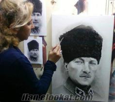 Antalyada resim kursları