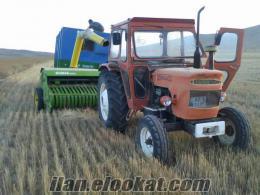 satılık saman makinası
